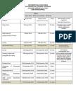 MBA Schedule Activities 2014 Part 1, 2014-2015