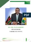 NAIROBI CITY COUNTY TASKFORCE   ON EDUCATION REPORT