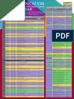 Term 1 ESF CPD Calendar 2014-15