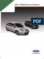 Ford Galaxy Manual
