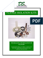 Flange Isolation Kits Brochure