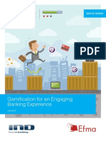 Gamification for an Engaging Banking Experience