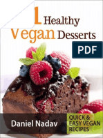 101 Healthy Vegan Desserts
