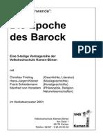Barock Sch Rift