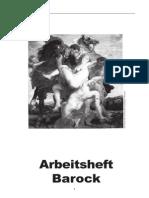08 Arbheft Barock