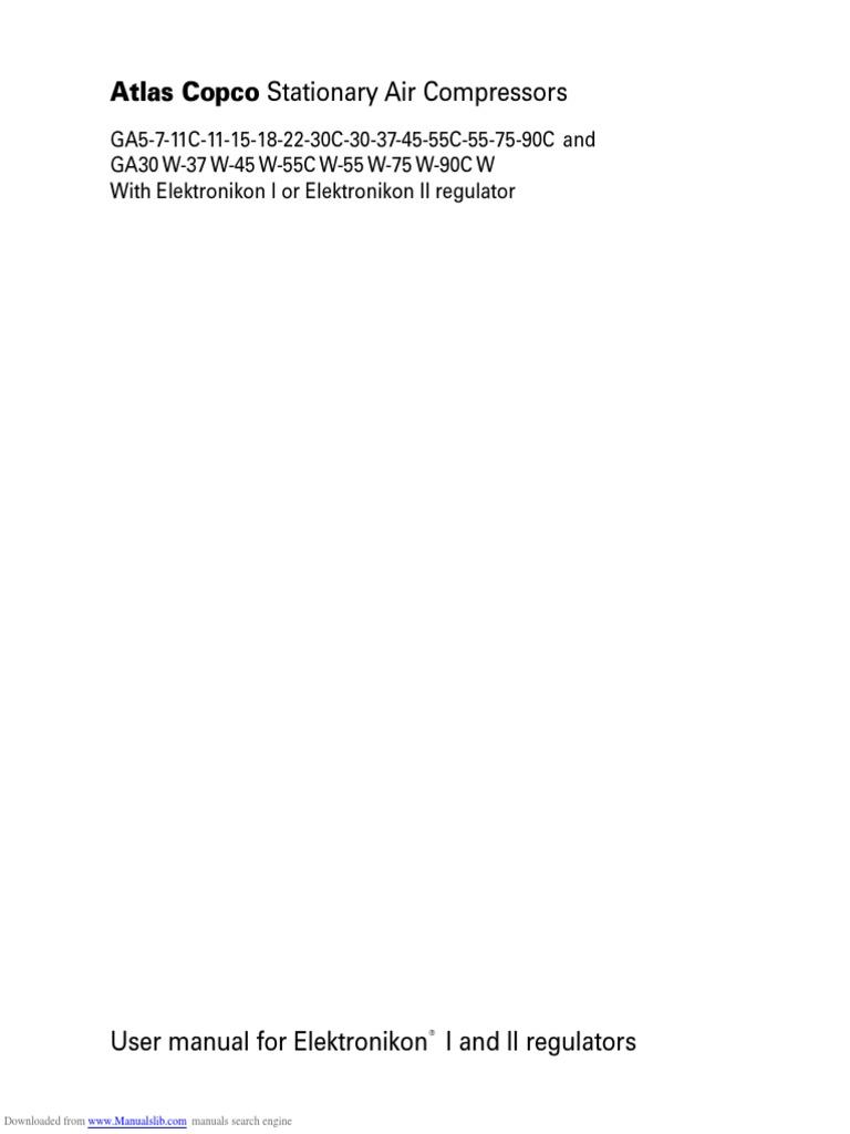 1548852358?v=1 manual atlas copco elektronikon i e ii gas compressor valve