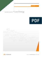 Bluetooth Low Energy WhitePaper