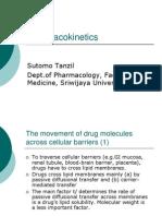 BLOK 12 - IT 9 - Farmakokinetik 2 - STZ