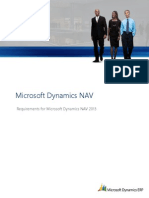 System Requirements for Microsoft Dynamics NAV 2013