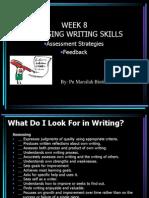 Assessing Writing Skills(1)