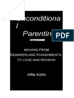 Alfie Kohn - Unconditional Parenting[1]