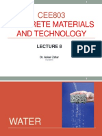 Lecture#8 - Water