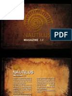 NAUTILUS MAGAZINE 3.0 NUMERO ZERO
