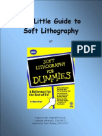 56121674 Soft Lithography for Dummies