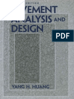 Pavement Analysis and Design-Huang