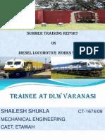 Summer Trainnind Dlw