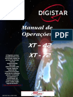 Manual Digistar Xt72