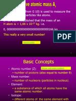 17 quantitative aspects of chemical change