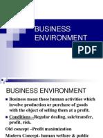 Business environment - 2014