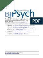 fungsi kognitif skizofrenia