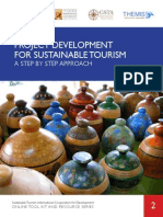 Project Development for Sustainable Tourism