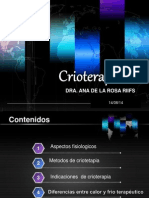 criotetapia