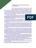 Sejarah Perkembangan Kerjasama Pemerintah Dan Swasta Dalam Pembangunan Jalan Tol Di Indonesia