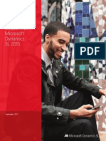 Microsoft Dynamics SL 2015 Capabilites Guide