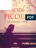 LEAVING TIME (extract) by Jodi Picoult