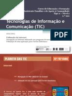 TIC - Módulo Internet
