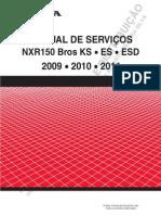 MS NXR150 BROS KS-ES-ESD (2009-2011) (00X6B-KREL-003)