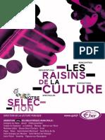 Toutographie Raisins de la Culture