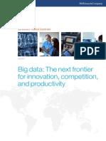 MGI Big Data Full Report