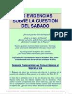 100EvidenciasSobreLaCuestionDelSabado