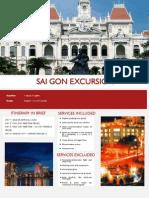 Saigon Excursion