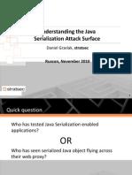 Understanding Java Serialization