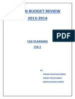 Tax Review 2013