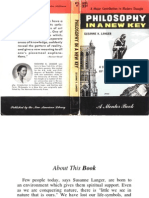 5018804 Langer Philosophy in a New Key