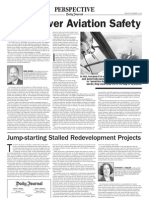 FAA and NTSB Battle Over Aviation Safety