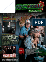 Scareworld - Issue 8 Winter 2013