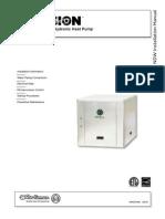 Water Furnace NDW Install Manual