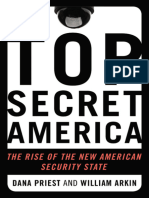 Top Secret America - The Rise of the New American Security State