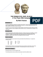 Roman Civil War 45 BC