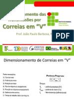 Aula_12 - Dimensionamento de Correias