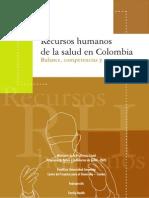 Recurso Humano en Salud Colombia Cendex