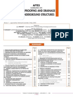 ENS 080507 en RR AFTESrecomendationsforwaterproofinganddrainage