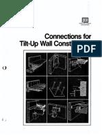 ConnectionsForTilt Up WallConstruction