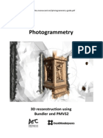 Photogrammetry Guide
