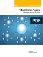 Federal Ideation Programs