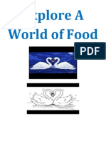 Explore A World of Food.docx